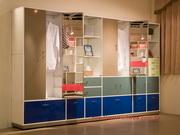 鋼製系統櫃(衣櫃)