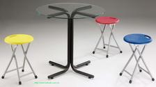 洽談桌椅 F669+W809