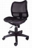 低背網椅 無扶手 #1202