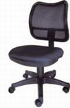 低背網椅 無扶手 #1204