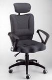 高背椅 有扶手  #1248