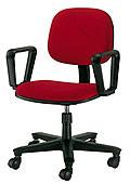 辦公椅(西瓜椅 有扶手)