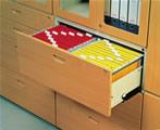 鋼木理想櫃 大抽屜掛架