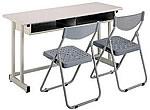 二人課桌椅