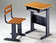 補習班1人課桌椅二件