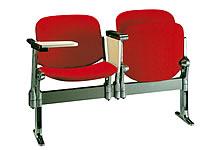 布面二人課桌椅