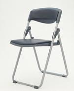 專利塑鋼椅 皮面/烤漆