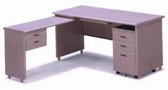 AT160L辦公桌四件組