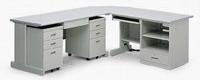 HU150辦公桌五件組