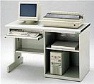 直式電腦桌
