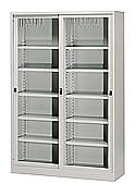 JD4600連座玻璃櫃書櫃