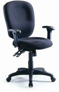 電腦椅 大背 調整扶手
