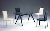 方桌T8046+椅C1167