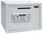 進口鋼板投幣式保險箱 #CS300A