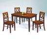 餐桌椅 TMT003+TMT004