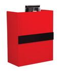 熱島紅色多功能桌