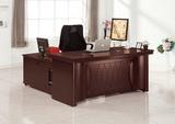 波索辦公桌